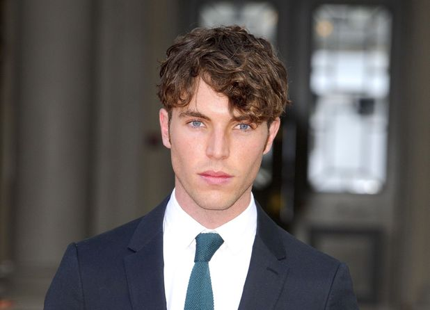 Tom Hughes at the 'About Time' premiere