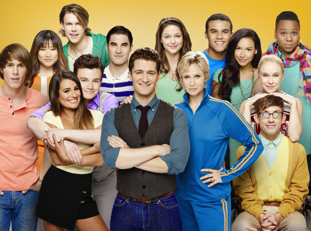 Glee cast - season 5