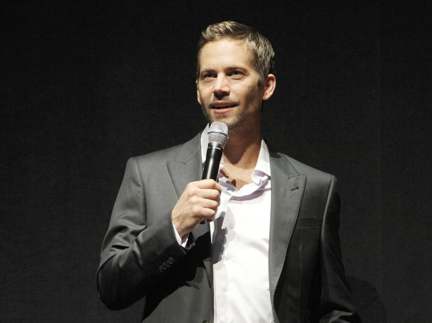Paul Walker at CinemaCon 2013