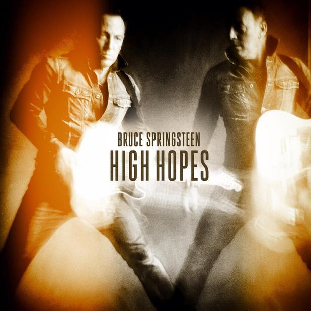 Bruce Springsteen: 'High Hopes' artwork