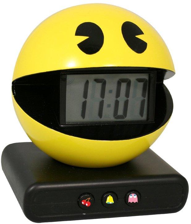 Xmas gift guide: Pac-Man alarm clock