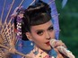 Katy Perry opens AMAs 2013 - video