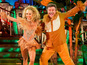 Mark Benton exits Strictly Come Dancing