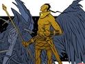 The Head Lopper and Dark Horse Comics editor unite on the new webcomic.