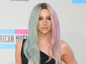 Pebe Sebert says Ke$ha encouraged her to enter the facility to deal with PTSD.