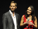 "The actress reflects on the death of her ""beautiful"" friend Paul Walker."