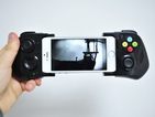 Digital Spy takes a look at how the new iPhone controllers handle.