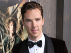 Benedict Cumberbatch reads lyrics to R Kelly's 'Genius' - video