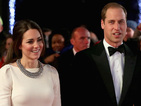 Duchess and Prince William pay tribute to Nelson Mandela at premiere