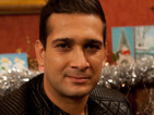 Coronation Street: Kal steps in as Bistro stripper - video