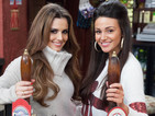 Cheryl Cole films Coronation Street sketch for Text Santa