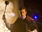 New images from 'The Time of the Doctor' also feature guest star Orla Brady.