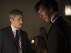 Sherlock series 3: Benedict Cumberbatch, Martin Freeman in new pictures