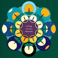 Bombay Bicycle Club 'So Long, See You Tomorrow' album artwork