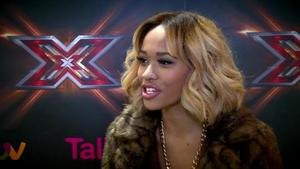 Tamera Foster X Factor interview