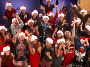 The Big Reunion 'I Wish It Could Be Christmas Everyday' music video.