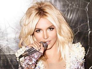 Britney Spears vegas promotional image