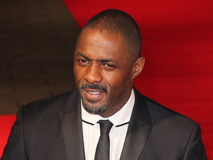 Idris Elba arriving arriving for the Royal Film Performance of Mandela: Long Walk to Freedom, at the Odeon Leicester Square, London.