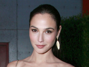 Gal Gadot at the Fast and Furious film premiere