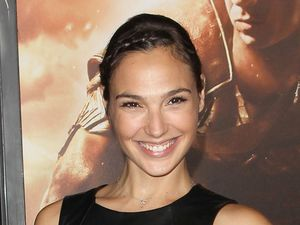 Gal Gadot at the 'Riddick' film premiere
