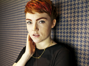 Chloe Howl (image provided by the Brits)