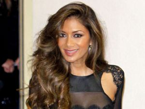 'The X Factor' stars at Fountain Studios, London, Britain - 01 Dec 2013 Nicole Scherzinger 1 Dec 2013