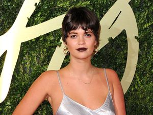 Pixie Geldof arriving for the 2013 British Fashion Awards, at The London Coliseum, St Martin's Lane, London.