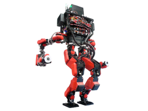 A robot developed by Schaft