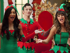 Glee S05E08 'Previously Unaired Christmas'