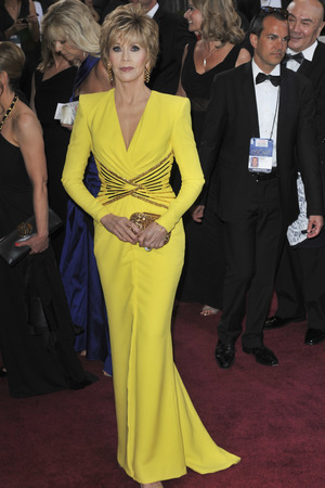 The 85th Annual Oscars at Hollywood & Highland Center - Red Carpet Arrivals Jane Fonda