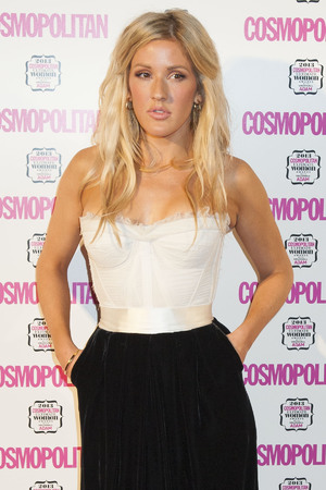 Ellie Goulding at the Cosmopolitan Ultimate Women of the Year Awards