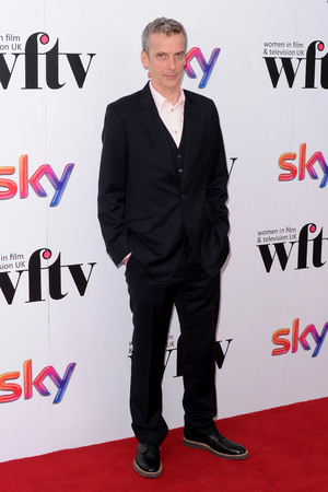 Peter Capaldi at the Women in TV and Film Awards