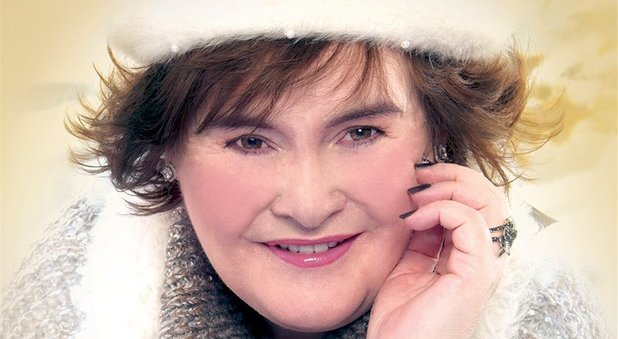 Susan Boyle 'Home For Christmas'