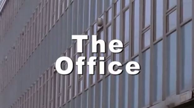 The Office title card