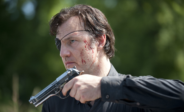 The Governor (David Morrissey) in The Walking Dead: 'Too Far Gone'