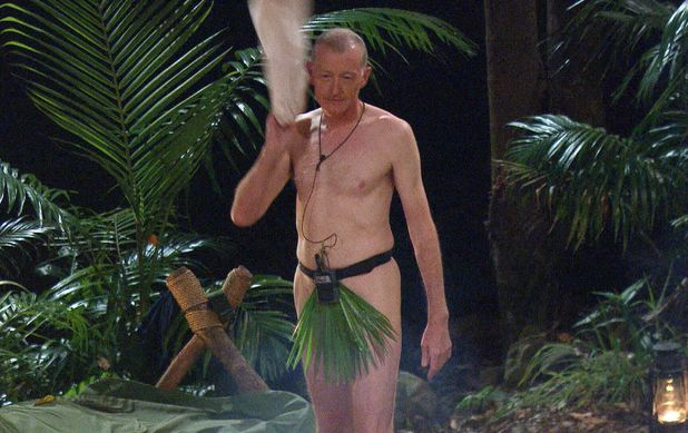 'I'm A Celebrity Get Me Out Of Here' TV Programme, Australia - 01 Dec 2013 Steve Davis