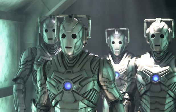 Cybermen in the Doctor Who Christmas Special