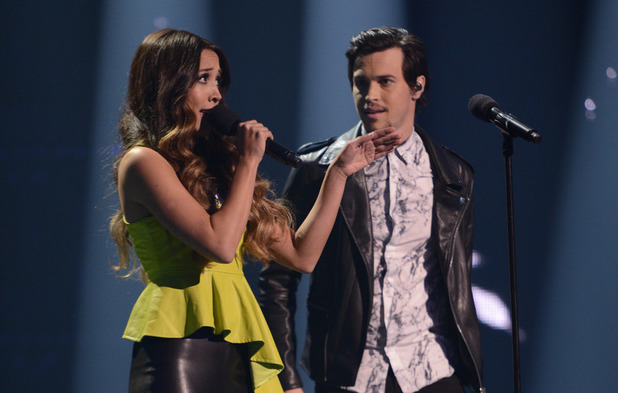 The X Factor USA Top 6: Alex and Sierra