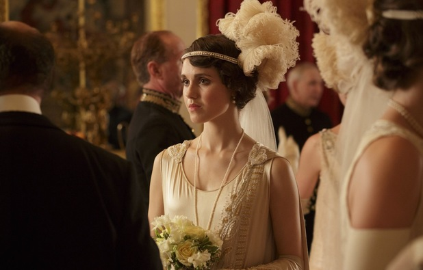 Poppy Drayton as Madeline in Downton Abbey Christmas Special