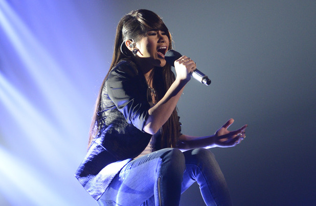 The X Factor USA Top 6: Ellona Santiago
