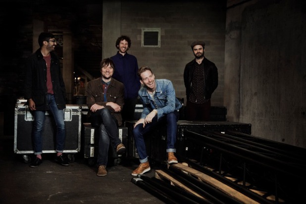 Kaiser Chiefs press shot 2013.