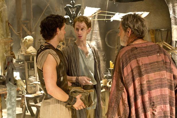 Jason, Pythagoras and Daedalus