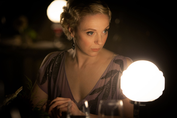 Amanda Abbington in Sherlock Series 3