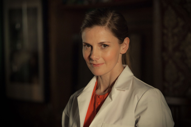 Louise Brealey in Sherlock Series 3