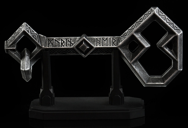 The Key of Erebor from The Hobbit