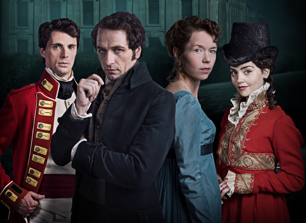BBC One's 'Death Comes to Pemberley'