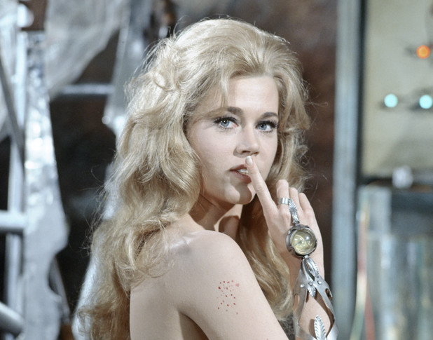 Jane Fonda in 'Barbarella' (1968)