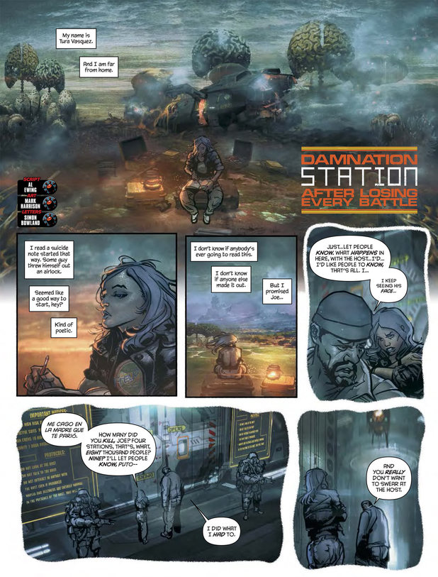 Damnation Station 'After Every Losing Battle'