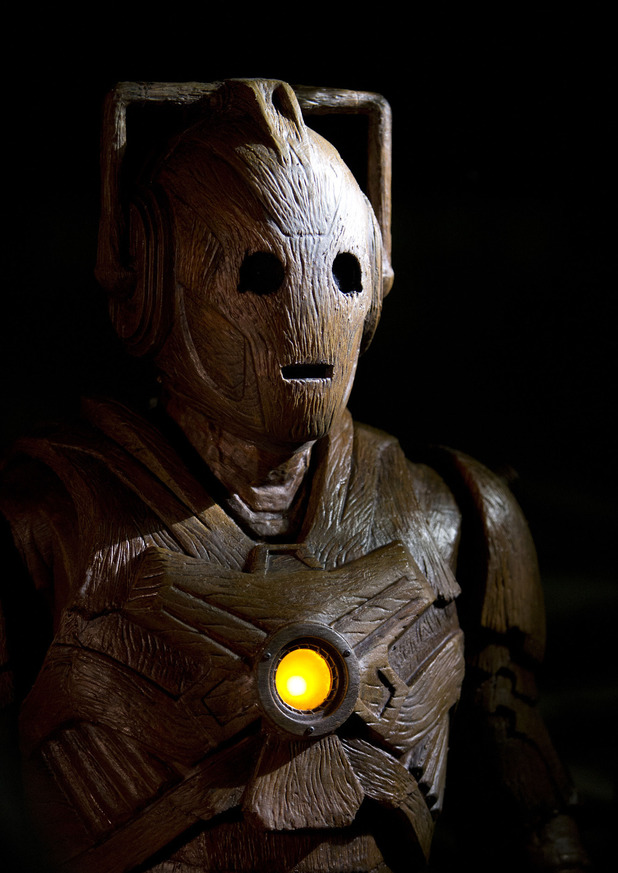 Wooden Cyberman