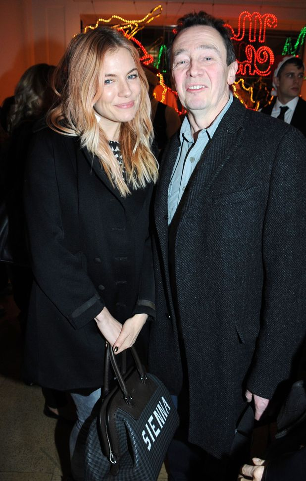 Stella McCartney store Christmas lights switching on ceremony, London, Britain - 04 Dec 2013Sienna Miller, Paul Whitehouse4 Dec 2013